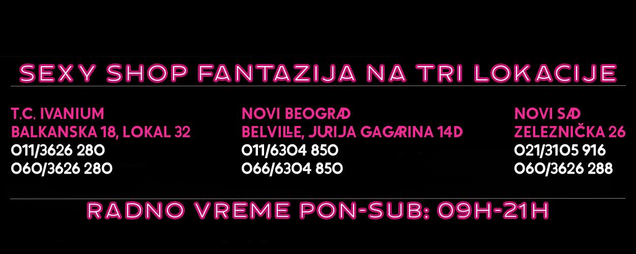 Beograd erotic shop EROTIC SHOP