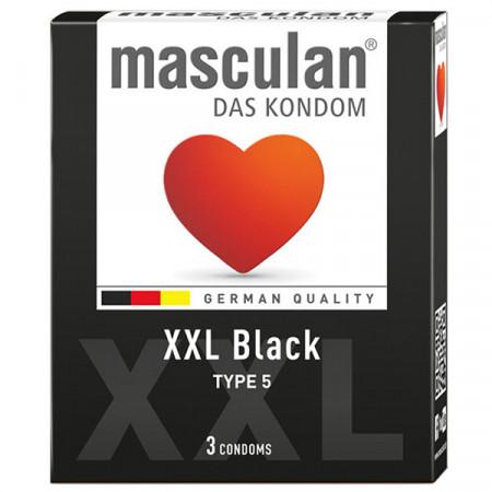 Slika Masculan XXL kondomi