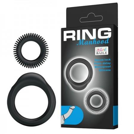Slika Set prstenova za penis