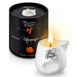 Slika Ulje za masažu sa ukusom jagode