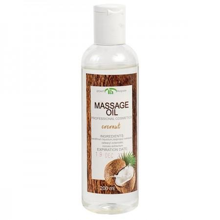 Slika Erotsko ulje za masazu | kokos