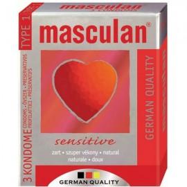 Slika Masculan Kondomi Sensitive