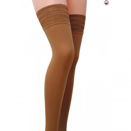 Slika Samodržeće čarape boja kože | Samodržeće čarape st006 beige