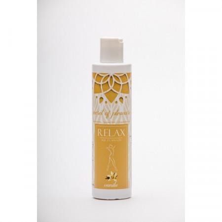 Slika Ulje za masažu vanila | Relax V