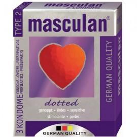 Slika Masculan Kondomi Tačkasti