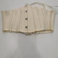 Beli korset | white corset 2