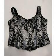 Korset | Silver corset