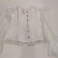 Korset | White corset