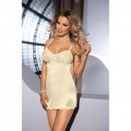 Malika sexy veš | Malika chemise cream