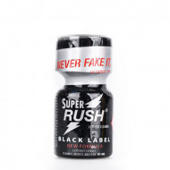 Poppers | Super Rush Black Label 10ml