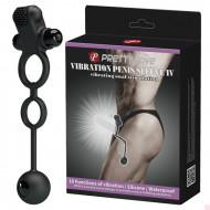 Vibro prsten sa tegom | Vibrating Penis Sleeve IV