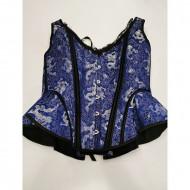 Korset | Blue corset