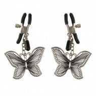 Nakit za bradavice   Butterfly Nipple Clamps PD