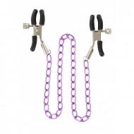 Podesive štipaljke za bradavice | Stimulating Nipple Chain PD