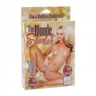 Sex lutka na naduvavanje plavuša | Blonde Starlet Love Doll