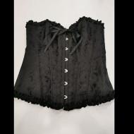 Korset | Black corset 8