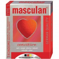 Masculan Kondomi Sensitive