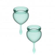 Menstrualne čašice | Satisfyer Menstrual Cups