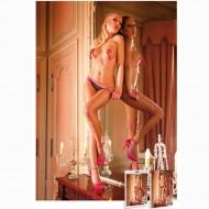 Roze ženske gaćice