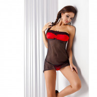 Shona sexy veš | Shona chemise black