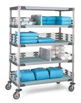 W14 Transportna Kolica za sterilni materijal