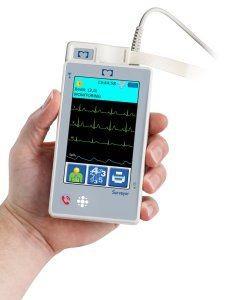 Surveyor S4 + Spo2 Bezicni  EKG i SPO2