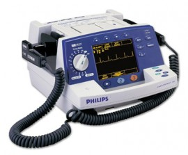 Defibrilator Philips Heart Start XL M 4735 Medicinski Defibrilator