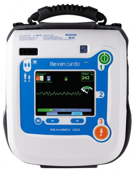 Defibrilator Reanibex 300 Eksterni defibrilator