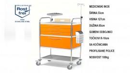 SV 11 Urgentna medicinska kolica