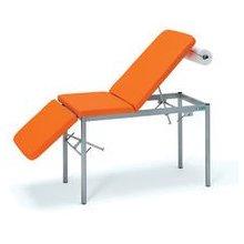 Krevet za Pregled Confort Zeleni Tri Sekcije