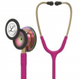 Littmann Classic III Monitoring Stethoscope: Raspberry Rainbow 5806