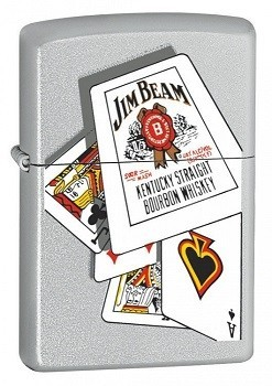 Зажигалка Zippo 20755 Jim Beam Cards