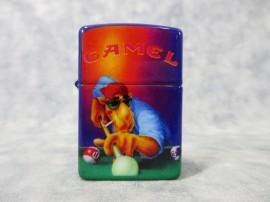 Зажигалка Zippo Camel CZ 017 Pool Player 1993