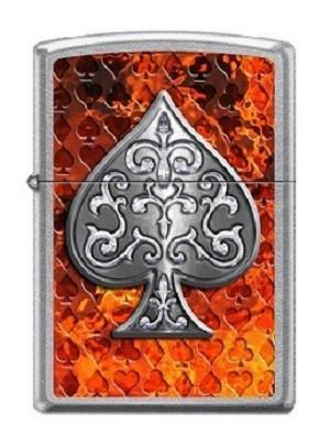 Зажигалка Zippo 0597 Ace of Spades