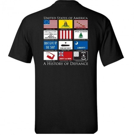 Футболка History of Defiance