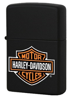 Зажигалка Zippo 218HD.H252 Harley Davidson Logo