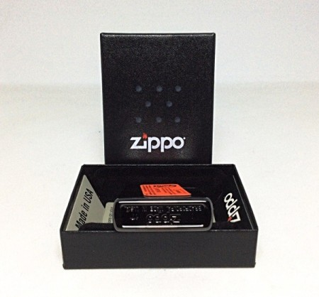Зажигалка Zippo 24756 Black Ebony