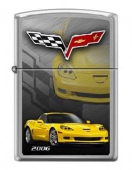 Зажигалка Zippo 4538 Chevy Corvette изображений