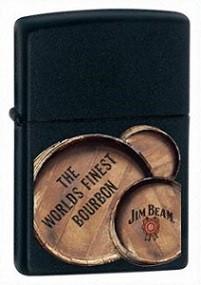 Зажигалка Zippo 21019 Jim Beam 3 Barrels