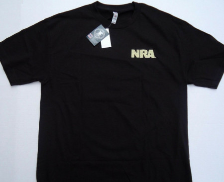 Футболка NRA Snake Liberty or Death