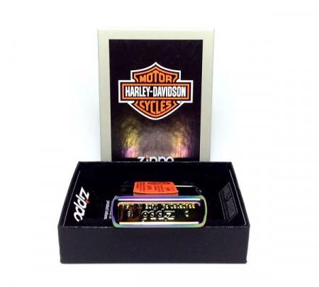 Зажигалка Zippo 151 Harley Davidson Spectrum