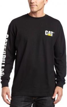 Футболка Caterpillar Mens Trademark Banner