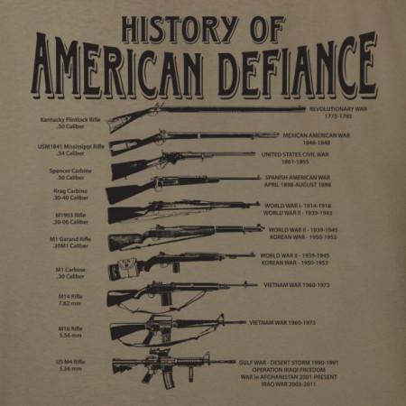 Футболка Historical Rifle