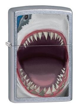 Зажигалка Zippo 28463 Shark Teeth