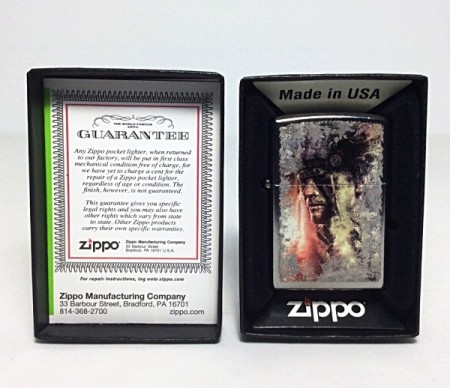Зажигалка Zippo 28868 Native American
