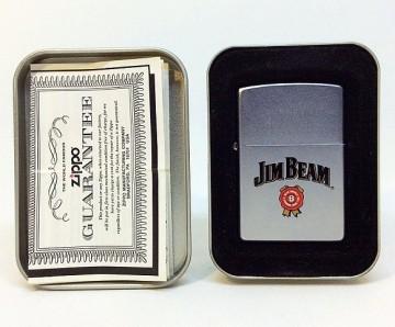 Зажигалка Zippo Jim Beam Label