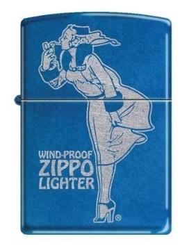 Зажигалка Zippo 24534 Windy Girl