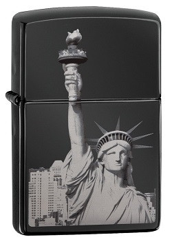Зажигалка Zippo 29437 Statue of Liberty