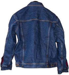 Куртка джинсовая Wrangler Rugged Wear Flannel RJK32AN