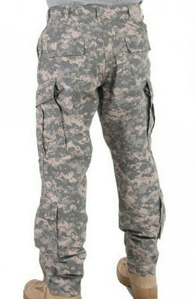 Штаны милитари Army Combat Uniform Ripstop ACU изображений